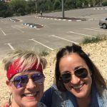 Jerusalem Day 1 - Parking Lot Fun 2
