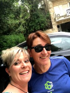 Travel to Israel Solo AirBNB home for the week - Trina & Kim